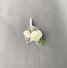Coordinating Boutonniere