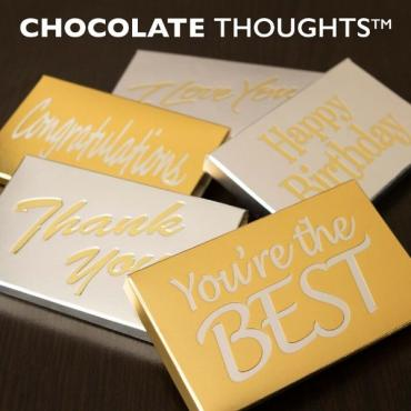 DeBrand Chocolate Thoughts Bar